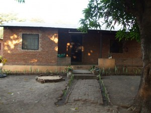 Isaac's House in Salima